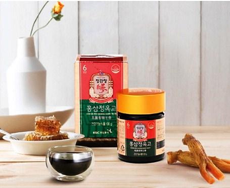 Tinh Chất Hồng Sâm Mật Ong KGC Honey Paste 100g
