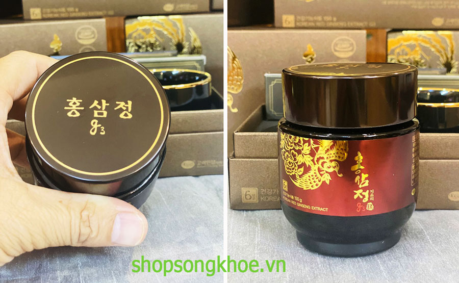 Cao Hồng Sâm G3 KGS - Korean Red Ginseng Extract G3