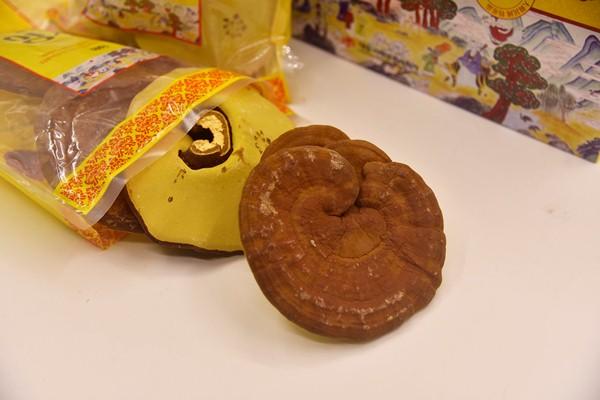 Nấm linh chi nguyên tai Imsil Hàn Quốc nhập khẩu chính hãng túi 1000gram