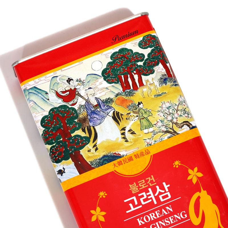 Hồng sâm củ khô Hàn Quốc Daedong hộp 37,5gr