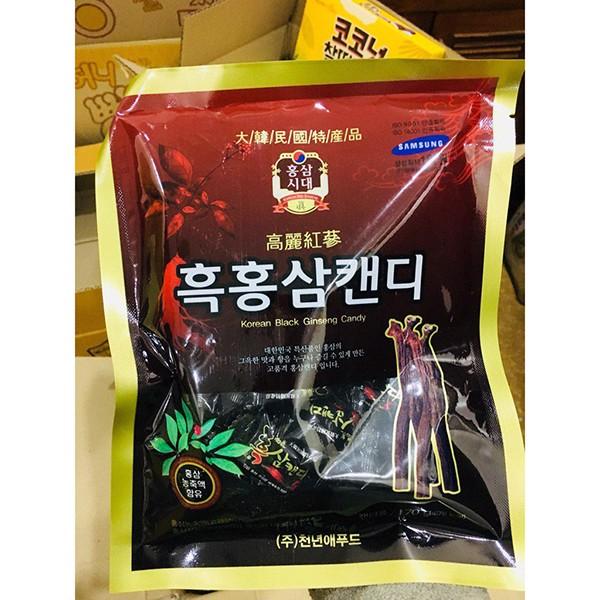 Kẹo Hắc Sâm Hàn Quốc 300gr
