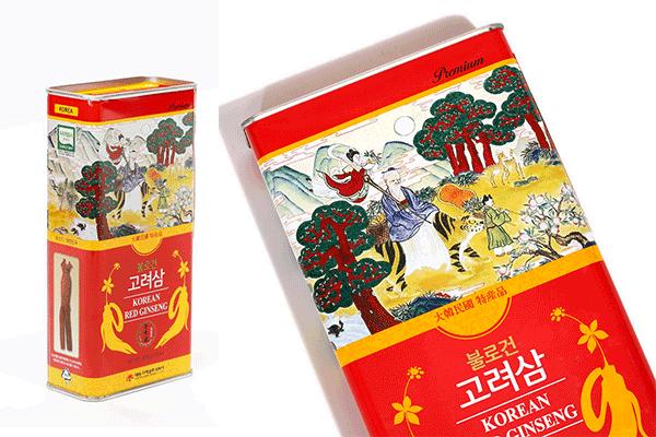 Giới thiệu dòng sản phẩm sâm củ khô hàn quốc cao cấp Deadong