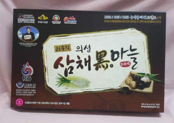 Nước ép tỏi đen Hàn Quốc