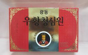 Vũ Hoàng Thanh Tâm – An Cung Ngưu Hoàng Hàn Quốc nhập khẩu