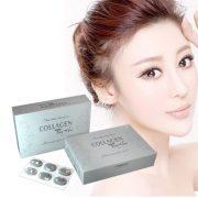 Collagen Tây Thi, dưỡng trắng da bằng Collagen