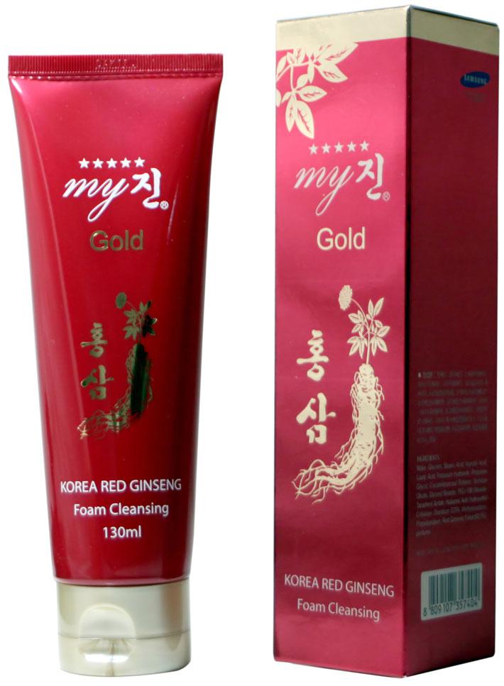 Sữa rửa mặt Sâm Hàn Quốc My Gold Gingseng