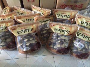 Nấm Linh Chi Đỏ Hàn Quốc tự nhiên