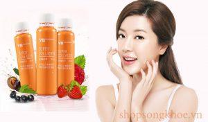 Collagen VB Hàn Quốc nước uống dưỡng trắng từ bên trong