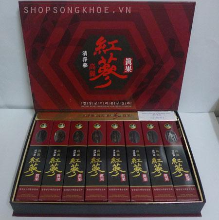 Sâm củ tẩm mật ong Hàn Quốc Cheong Jeong Sam