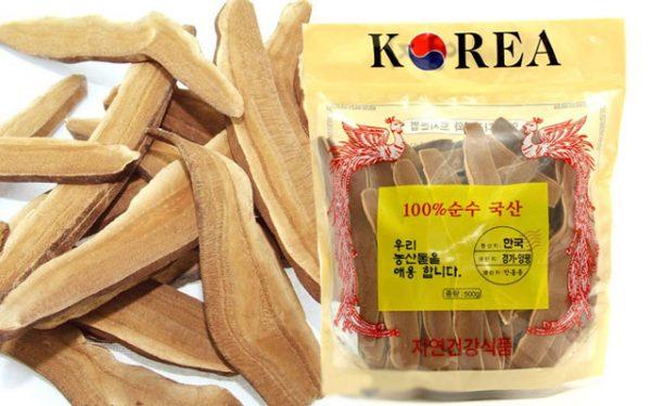 Nấm Linh Chi Thái Lát Hàn Quốc
