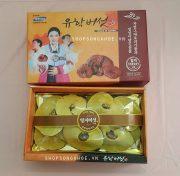 Nấm Linh Chi Hàn Quốc đóng hộp