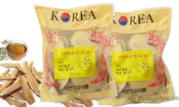 Nấm Linh Chi Phượng Hoàng Vàng Hàn Quốc