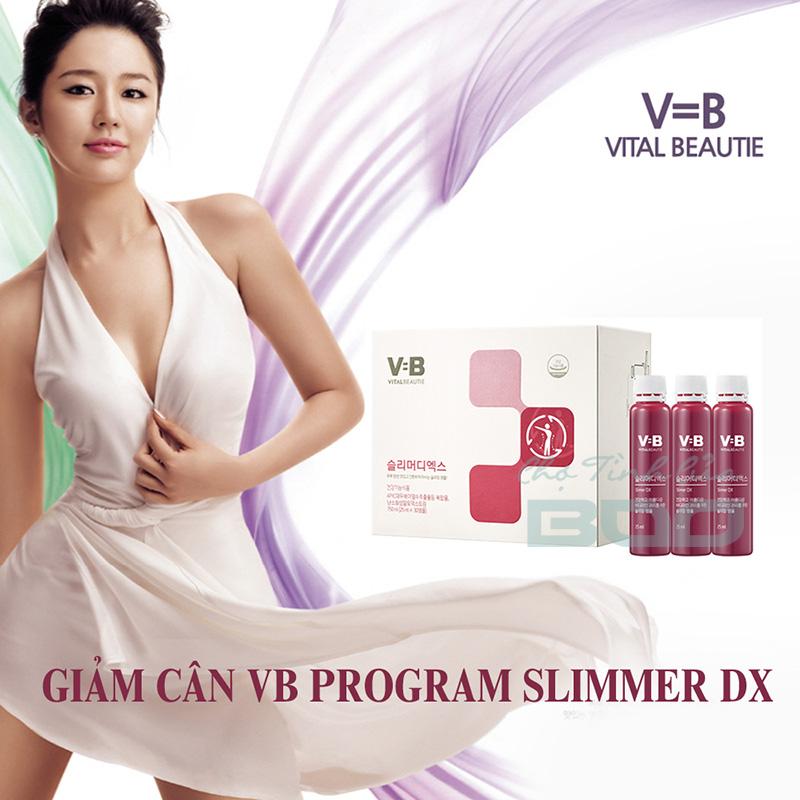 Nước uống giảm cân VB Slimmer DX