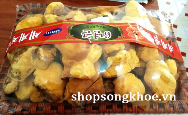 Nấm Thượng Hoàng loại 1 đóng khay 0,5kg