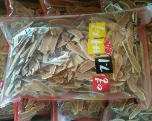Nấm Linh Chi thái lát Hàn Quốc Túi 0,5kg