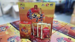Nước Hồng Sâm Nhung Hươu Hàn Quốc