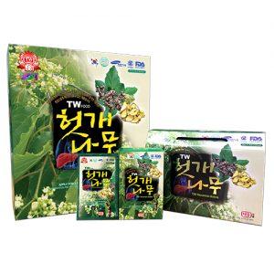 Bổ Gan Tiêu Độc Giải  Rượu Hovenia Hàn Quốc hiệu Teawoo