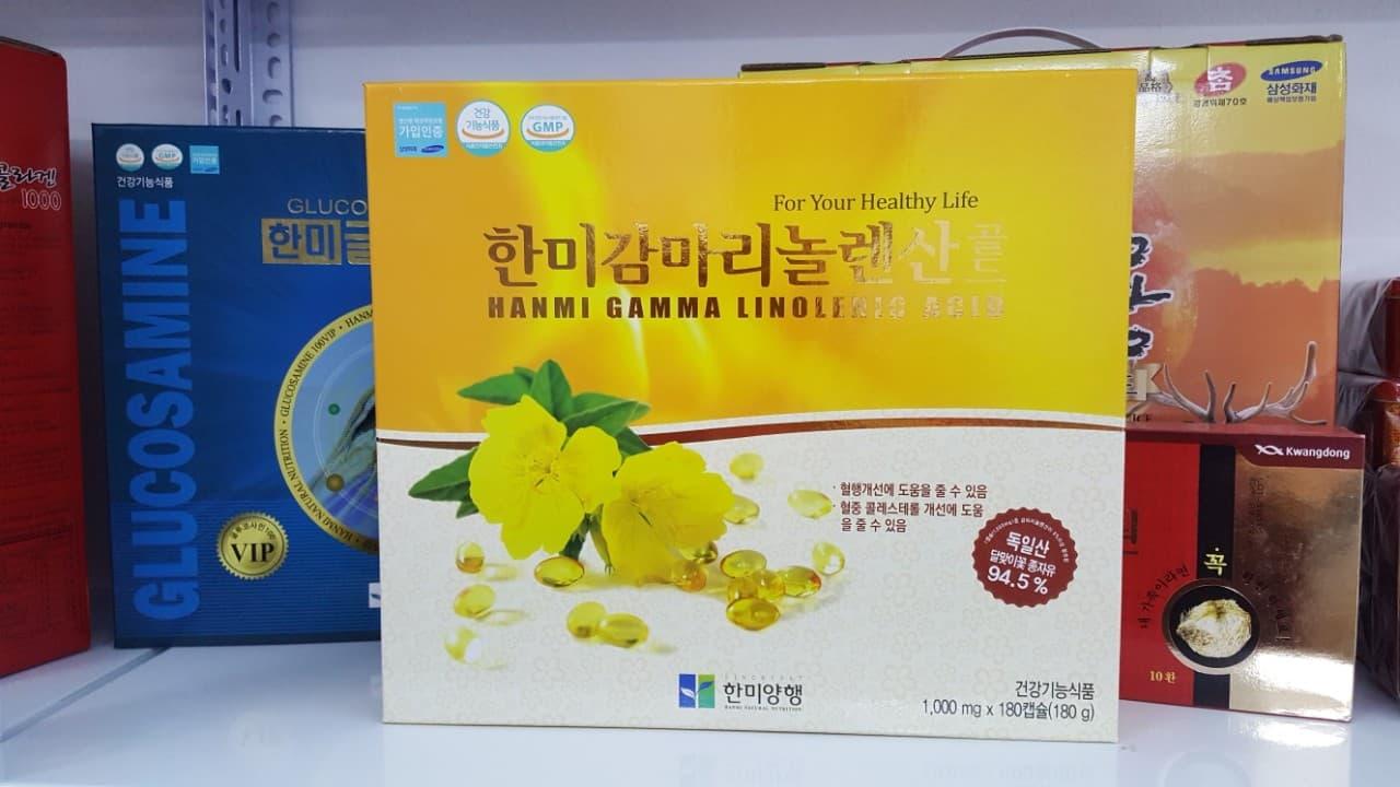 Viên Nội Tiết Tố Hoa Anh Thảo Hàn Quốc