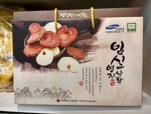 Nấm Linh Chi Hàn Quốc Imsil Nonghuyp Chính Hãng Cao Cấp