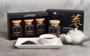 Hắc Sâm Thái Lát Daedong Hàn Quốc 75g – 3 Lọ