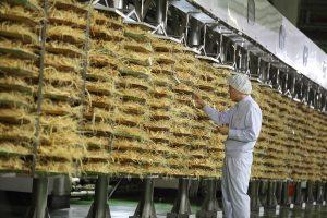 Những củ sâm được sấy và phơi khô tự nhiên theo bí quyết độc quyền của hãng