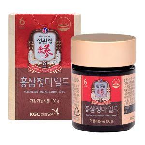 Tinh Chất Cao Hồng Sâm Cô Đặc KGC Extract Mild 100g