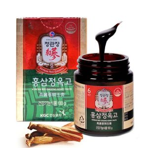 Tinh Chất Hồng Sâm Mật Ong KGC Extract with Honey Paste 100g