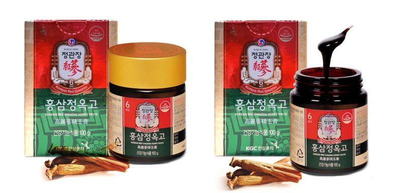 Tinh Chất Hồng Sâm Mật Ong KGC Cheong Kwan Jang