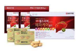 Bổ gan Hàn Quốc – Tổng hợp các mẫu sản phẩm nổi bật