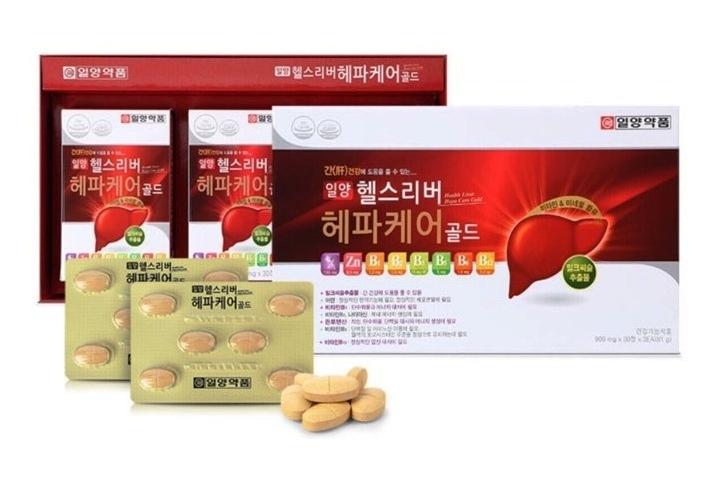 Bổ gan Hàn Quốc - Tổng hợp các mẫu sản phẩm nổi bật