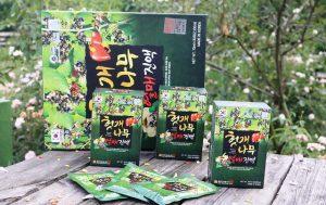 Nước Bổ Gan Tiêu Độc Hàn Quốc Hanil 70ml x 30 gói