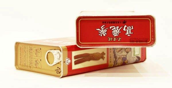 Hồng Sâm Củ Khô Daedong Heaven Korea Số 30 Hộp Thiếc 150gr