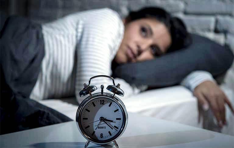 Chứng Mất Ngủ Ở Phụ Nữ Tuổi Mãn Kinh Và Cách Khắc Phục